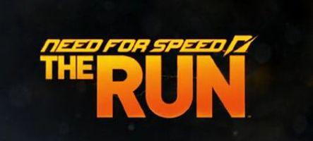 (E3 2011) Need For Speed The Run, la vidéo et les images