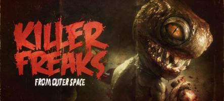 Killer Freaks from Outer Space, un nouveau jeu Wii U annoncé par Ubi Soft