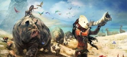 (E3 2011) From Dust, une nouvelle vidéo