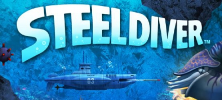 (Test) Steel Diver (3DS)