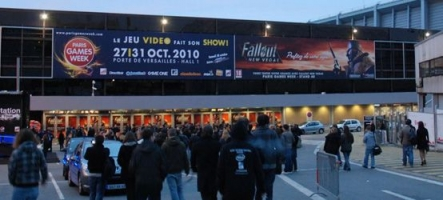 Des informations pour la Paris Games Week 2011
