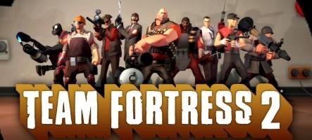 Team Fortress 2 devient gratuit