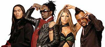Ubisoft annonce The Black Eyed Peas Experience